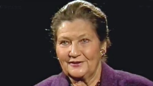 Disparition de Simone Veil : merci Madame !