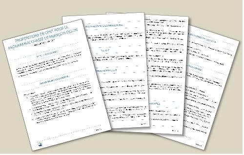 Les premières propositions chasse de CPNT pour François Fillon
