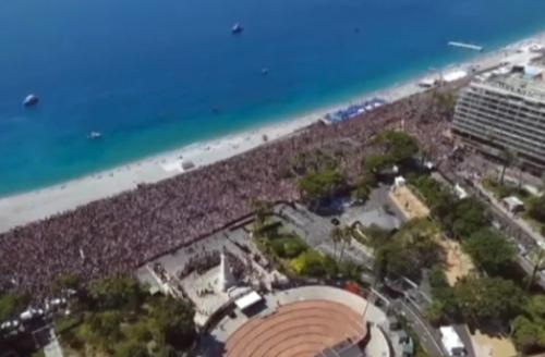 Attentat de Nice :  Larmes et colère